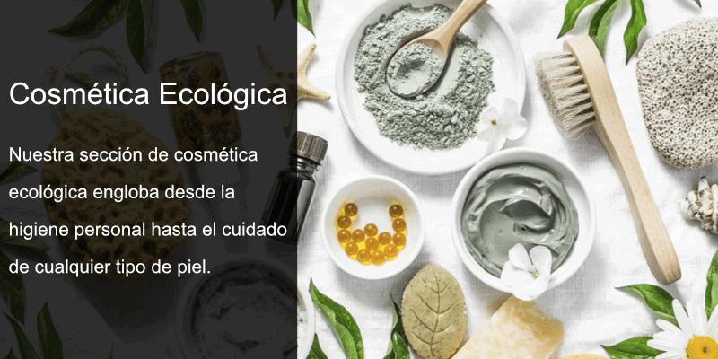 Venta de cosmética ecológica
